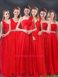 Ruching Empire Popular Pageant Dresses for 2016