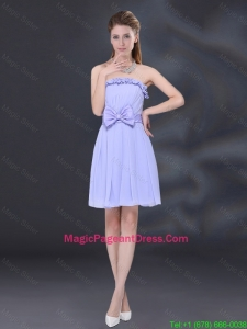 Lavender A Line StraplessPageant Dresses for 2016