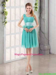 Straps Ruching Sweetheart A Line Pageant Dresses for 2016