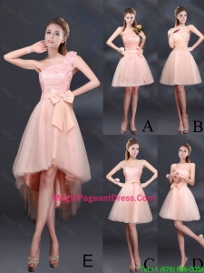 2016 Lace Up Organza Pageant Dress with A Line