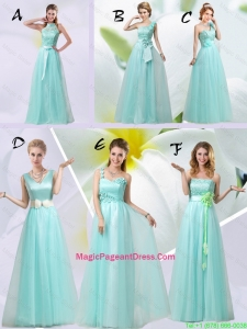 2016 The Brand New Style Pageant Dress Chiffon Hand Made Flowers with Empire