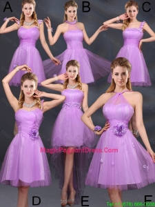 The Super Hot Lilac A Line 2016 Pageant Dresses