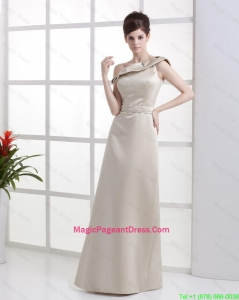New Arrivals 2016 Pageant Dresses with One Shoulder