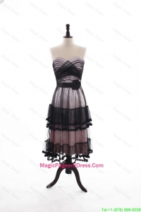 Low price A Line Sweetheart Pageant Dresses with Ruffled Layers