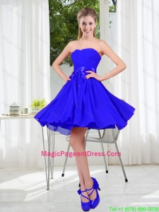 New Style A Line Sweetheart Pageant Dresses for Wedding Party