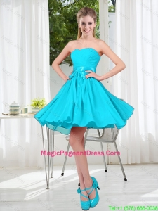 A Line Sweetheart 2016 Summer Pageant Dresses