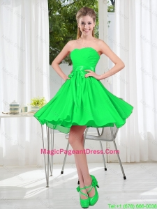 New Style A Line Sweetheart Pageant Dress for 2016