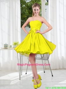 Pretty 2016 Short Pageant Dresses with Sweetheart