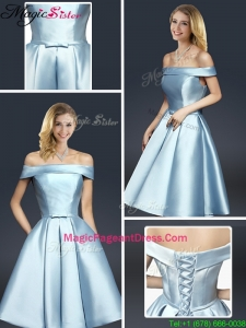 Fall A Line Knee Length 2016 Pageant Dresses with Ruching