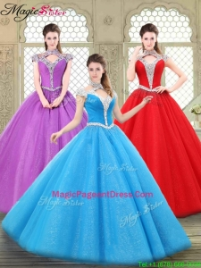 2016 Perfect Halter Top Pageant Dresses with Beading