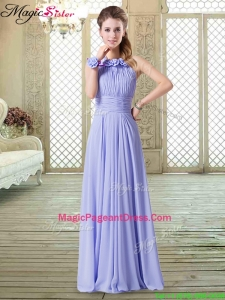 Best Empire Halter Top Pageant Dresses in Lavender