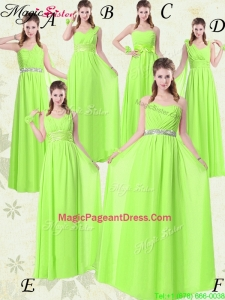 Best Floor Length Empire Ruching Pageant Dresses for Summer
