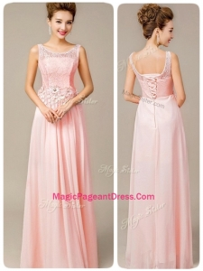Beautiful Scoop Empire Special Pageant Dresses with Appliques and Lace