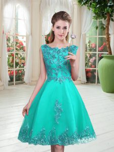 New Arrival Sleeveless Beading and Appliques Lace Up Pageant Dress for Girls