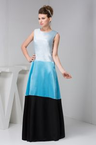 New Arrival Colorful Scoop Floor-length Pageant Dresses For Miss World