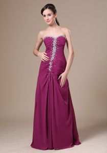 Fuchsia Beaded Decorate Dresses for Pageants From Nj in Fountain Valley