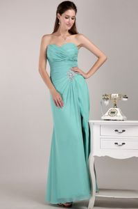 Sweetheart Floor-length Ruched and Beaded Dresses For Pageants In Nj in Oxford
