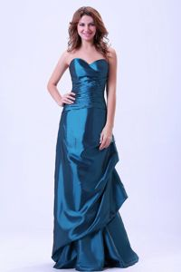 Discount Sweetheart Taffeta Natural Beauty Pageants Dresses in Wichita