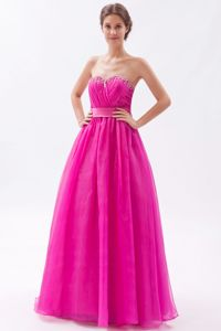 Beaded Hot Pink Sweetheart New Tulle Glitz Pageant Dresses under 150