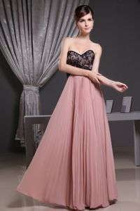 Special Lace Sweetheart Pleated Elegant Pageant Dress Made in Bismarck