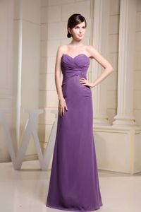 Strapless Floor Length Ruched Elegant Best Pageant Dress for Girls in 2013
