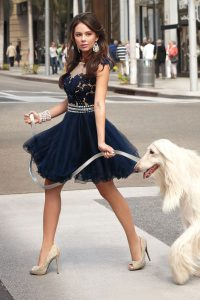 Enchanting Scoop Navy Blue Tulle Zipper Pageant Gowns Sleeveless Knee Length Appliques